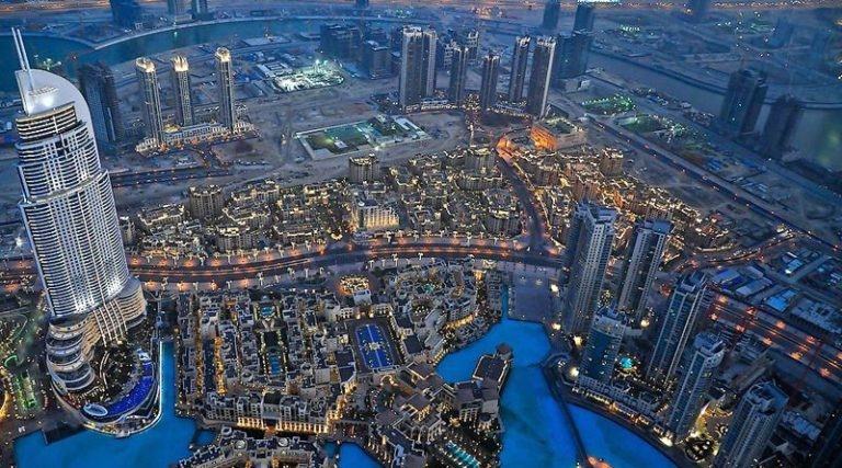 Burj Khalifa Inside and Top Floor View [Awesome Pictures]